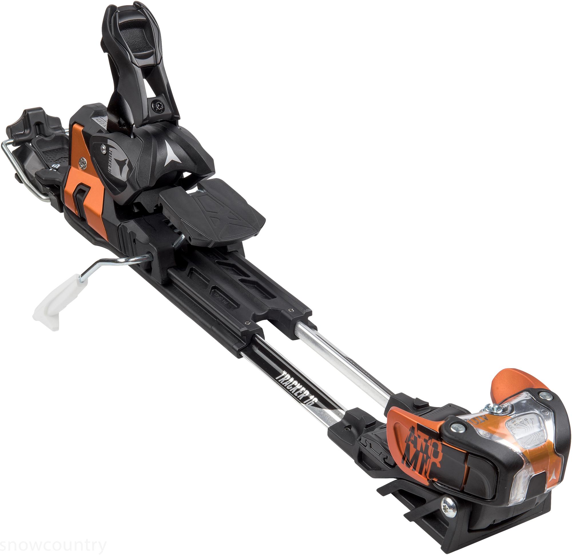 Imagem de Atomic Tracker MNC 16 Black/Orange