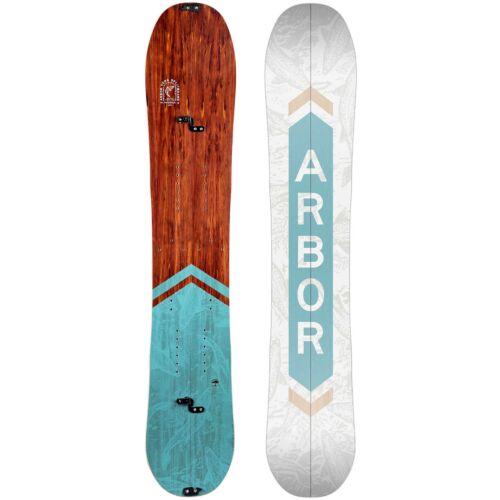 Arbor Veda Camber Splitboard + Skins 21/22