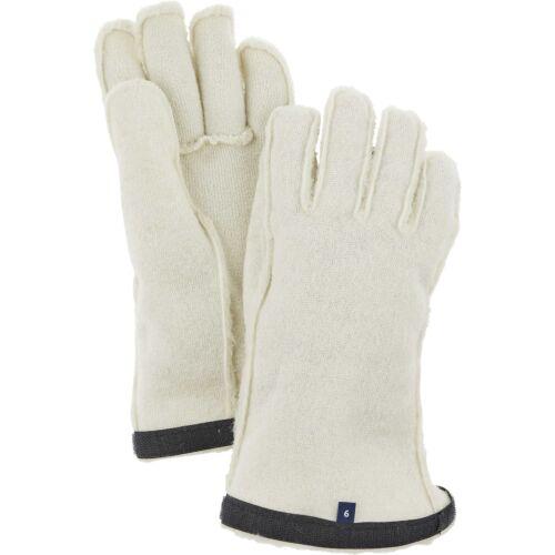 Hestra Heli Ski Wool Liner 5 Finger