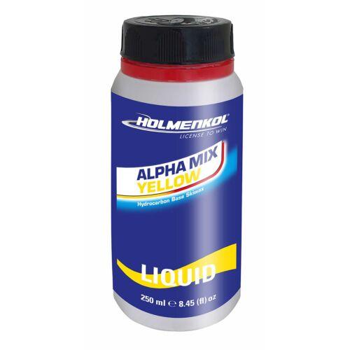 Holmenkol Alphamix Liquid Yellow Basewax 250ml