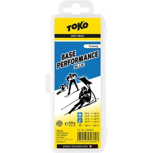 TOKO Base Performance Blue Wax 120g