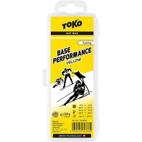 TOKO Base Performance Yellow Wax 120g