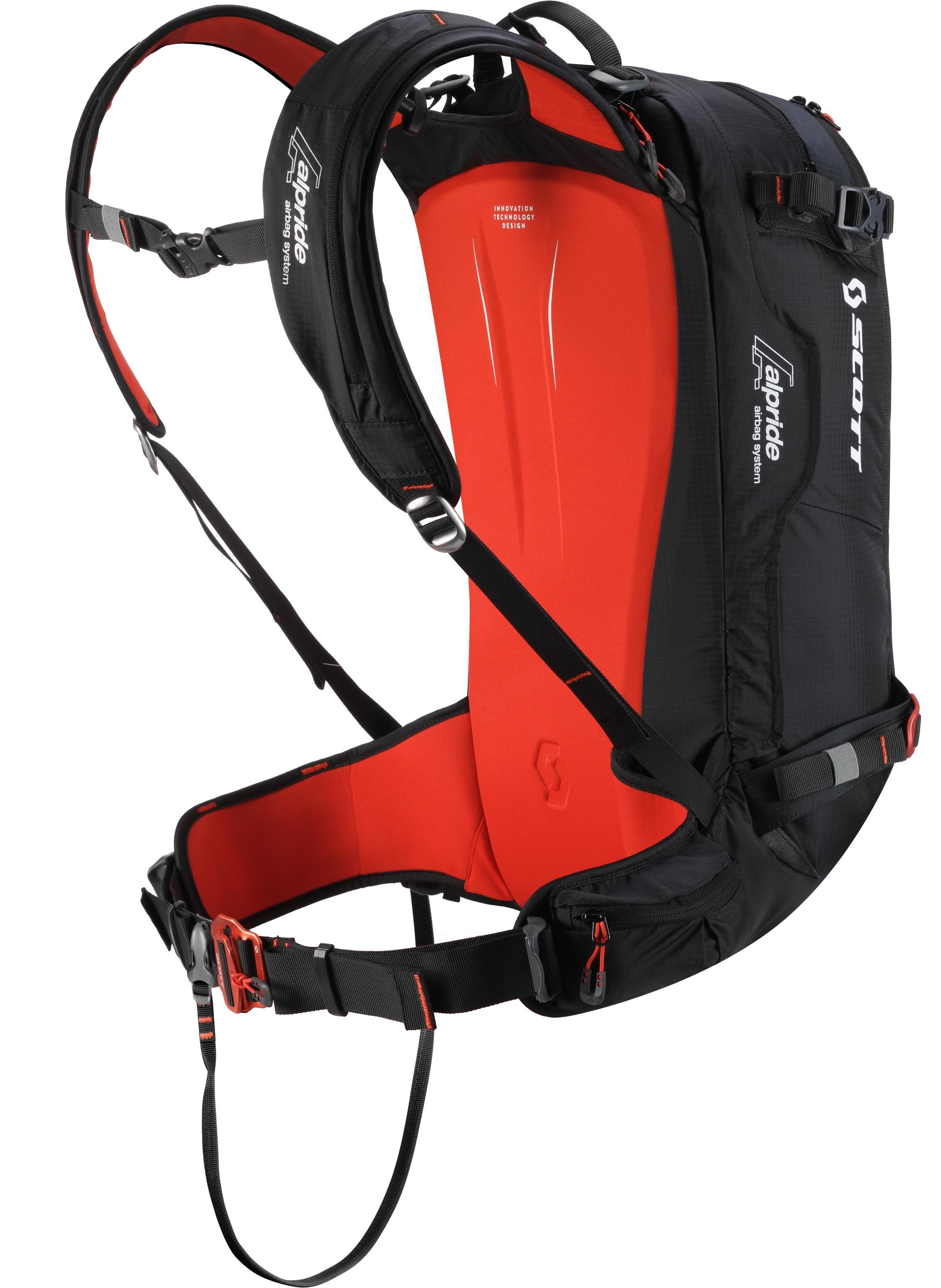 Scott Air Free AP 32 - Avalanche airbag ready - Bags   Packs 0a7ed4960f7d3
