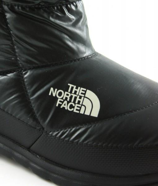 51e3e1be9 The North Face Nuptse bootie Fur black   Order now at Snowcountry.eu